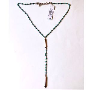LUCKYBRAND LAYER PENDANT NECKLACE